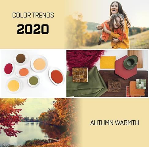 Colour TRENDS - Autumn